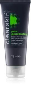 Avon Clearskin  Pore Penetrating máscara de pele com minerais