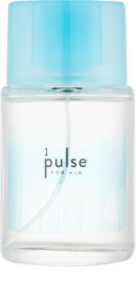 Avon 1 Pulse for Him Eau de Toilette voor Mannen 50 ml
