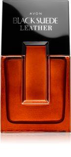 Avon Black Suede Leather eau de toilette voor Mannen  75 ml