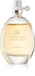 Avon Scent Mix Velvet Amber toaletna voda za žene