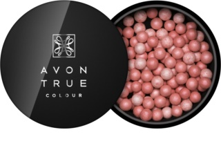 Avon Color Powder Radiance Pearls On Face
