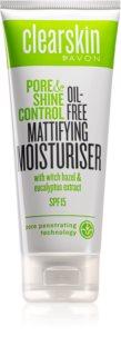 Avon Clearskin  Pore & Shine Control crema matifianta si hidratanta