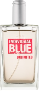 Avon Individual Blue Unlimited eau de toilette para hombre 100 ml