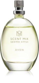 Avon Scent Mix Sparkly Citrus eau de toilette da donna