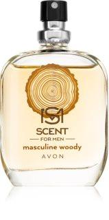 Avon Scent for Men Masculine Woody туалетна вода для чоловіків 30 мл