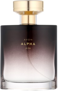 Avon Alpha For Him eau de toilette para hombre 75 ml