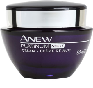 Avon Anew Platinum nočna krema proti globokim gubam