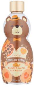 Avon Bubble Bath pena do kúpeľa s vôňou čokolády a pomaranča