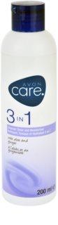 Avon Care gel facial de limpeza 3 em 1 com extratos de aloe e gengibre