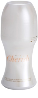Avon Cherish desodorante roll-on para mujer 50 ml