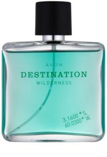 Avon Destination Wilderness eau de toilette para hombre 75 ml