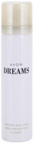 Avon Dreams tělový sprej pro ženy 75 ml tělový sprej