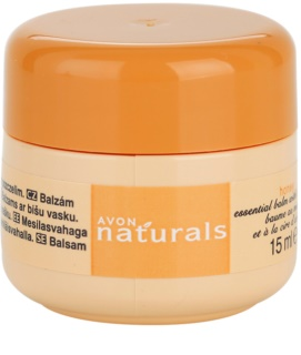 Avon Naturals Essential Balm balzam s medom