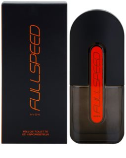 Avon Full Speed eau de toilette uraknak 75 ml