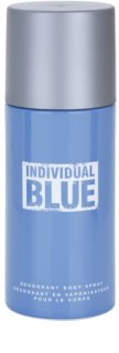 Avon Individual Blue for Him desodorante en spray para hombre 150 ml