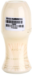 Avon Incandessence deodorante roll-on per donna 50 ml