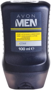 Avon Men Energizing hydratisierendes After Shave Balsam 2in1