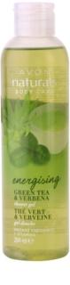Avon Naturals Body Refreshing Shower Gel With Green Tea And Verbena