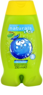 Avon Naturals Kids Bath Foam And Shower Gel 2 In 1 For Kids