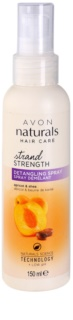 Avon Naturals Hair Care Hair Spray For Easy Combing