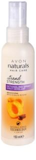 Avon Naturals Hair Care Haarspray für die leichte Kämmbarkeit des Haares