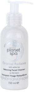 Avon Planet Spa Oriental Radiance Reinigungsgel für das Gesicht mit weißem Tee