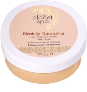 Avon Planet Spa African Shea Butter masca pentru toate tipurile de par