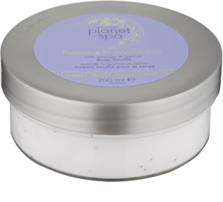 Avon Planet Spa Provence Lavender vlažilna krema za telo s sivko