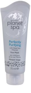 Avon Planet Spa Perfectly Purifying masca cu minerale de la Marea Moarta