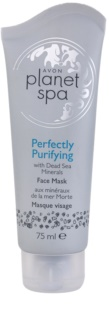 Avon Planet Spa Perfectly Purifying mascarilla limpiadora con minerales del Mar Muerto