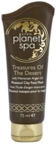 Avon Planet Spa Treasures Of The Desert erneuernde Maske zum verschönern der Haut