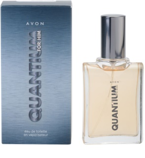 Avon Quantium for Him eau de toilette para homens 50 ml