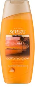 Avon Senses California Glow crema de ducha