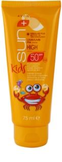 Avon Sun Kids крем за тен за деца SPF 50