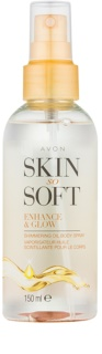 Avon Skin So Soft Shimmering Oil for Body