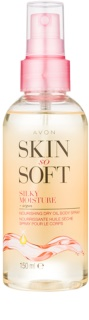 Avon Skin So Soft huile d'argan corps