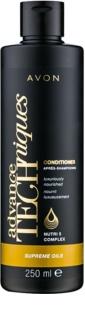 Avon Advance Techniques Supreme Oils après-shampoing nourrissant intense aux huiles luxueuses pour tous types de cheveux