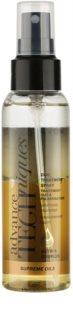 Avon Advance Techniques Supreme Oils intenzív tápláló spray luxus olajokkal minden hajtípusra