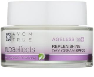 Avon True NutraEffects омолоджуючий денний крем SPF 20