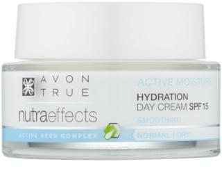 Avon True NutraEffects crema de día hidratante  SPF 15
