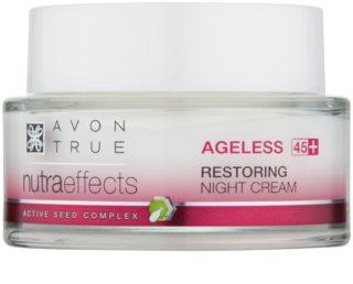 Avon True NutraEffects creme de noite com efeito rejuvenescedor