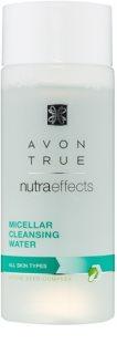 Avon True Nutra Effects micelárna čistiaca voda pre všetky typy pleti