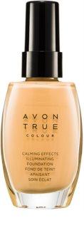 Avon True Colour zklidňující make-up pro rozjasnění pleti