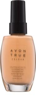 Avon True Colour machiaj calmant pentru o piele mai luminoasa