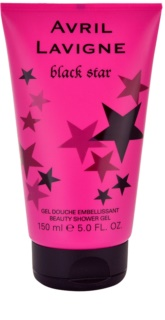 Avril Lavigne Black Star Douchegel voor Vrouwen  150 ml