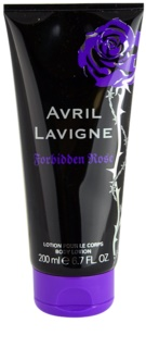 Avril Lavigne Forbidden Rose Body Lotion for Women 200 ml