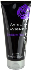 Avril Lavigne Forbidden Rose Duschgel Damen 200 ml