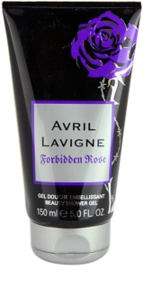 Avril Lavigne Forbidden Rose Shower Gel for Women 150 ml