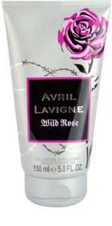 Avril Lavigne Wild Rose sprchový gél pre ženy 150 ml