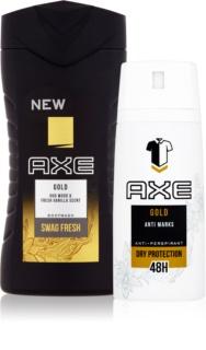 Axe Gold coffret I.